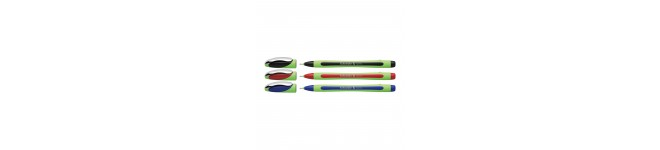 Xpress Fineliners 0.8mm, wallet 3 pieces - Assorted