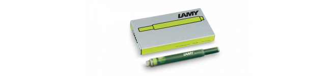 LAMY T10 Ink cartridge - various colours - sale