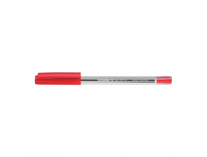Tops 505 Ballpoint Pens M, Box of 10 units - Red