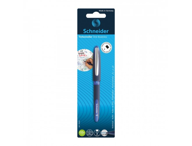One Business Rollerball 0.6mm - Blue