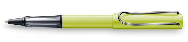 LAMY AL-star charged green special edition Rollerball pen